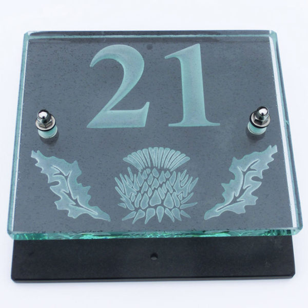 Bespoke House Number Plaques 01