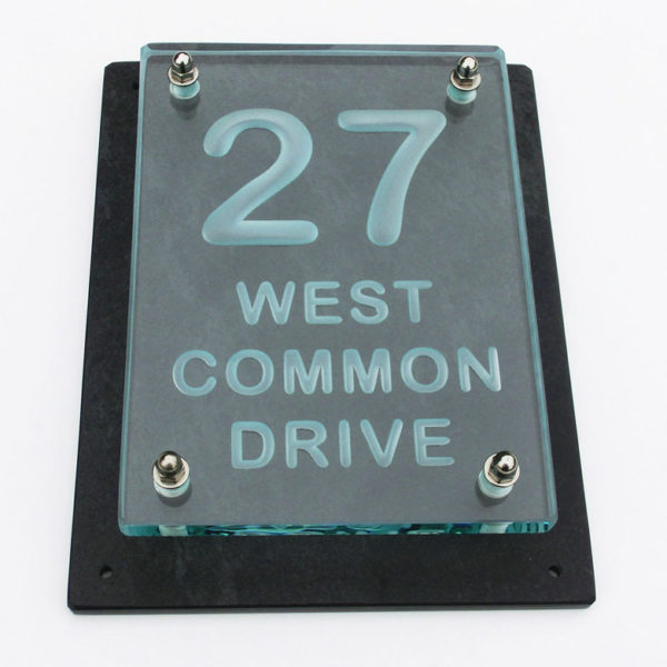 Bespoke House Number Plaques 03